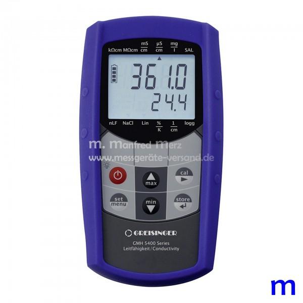 Leitfähigkeitsmessgerät GREISINGER GMH 5430 ohne Elektrode