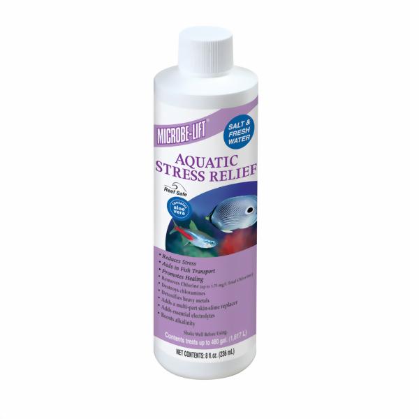 MICROBE-LIFT Aquatic Stress Relief - 236 ml
