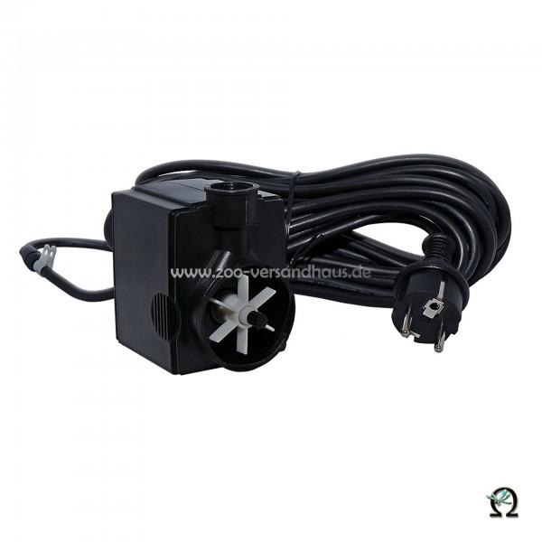 Motor mit Rotorachse und Kabel für SÖLL Teichpumpe SFP-1500