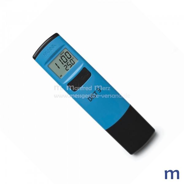 Leitwertmessgerät Hanna DIST3 bis 2000 µS/cm