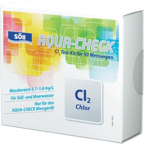 Söll Chlor-Test für AQUA-CHECK