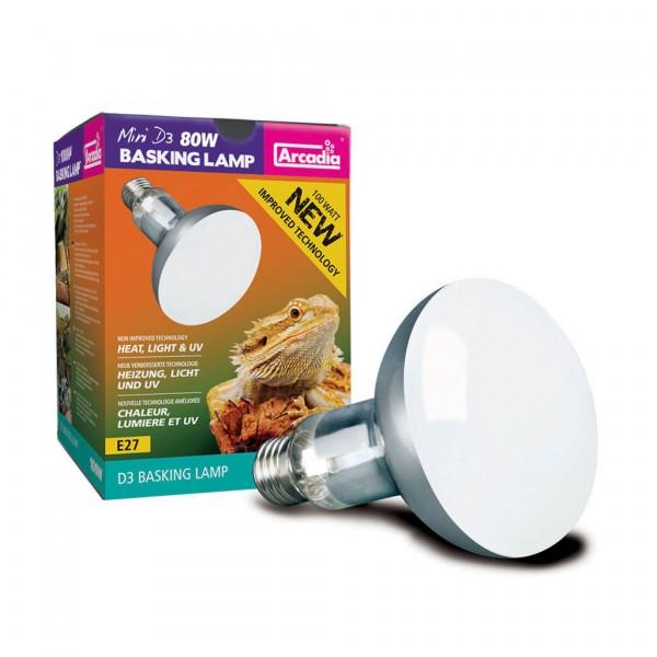 Arcadia D3 UV Sonnenlichtlampe 80 Watt