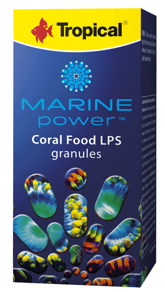 Tropical Korallenfutter Marine Power Coral Food LPS Granulat