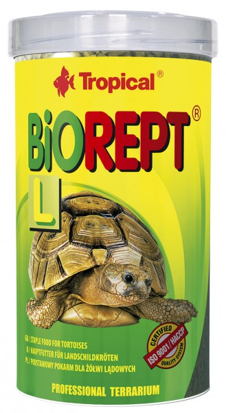 Tropical Landschildkrötenfutter Biorept L 500ml