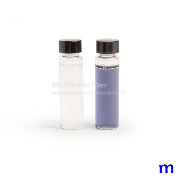 Kalibrierstandard HI726-11 Nickel Hoch 0 und 3,0