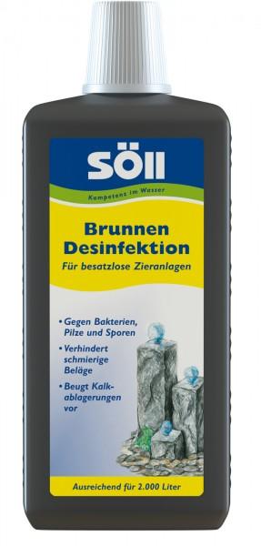 SÖLL BrunnenDesinfektion 1 Liter