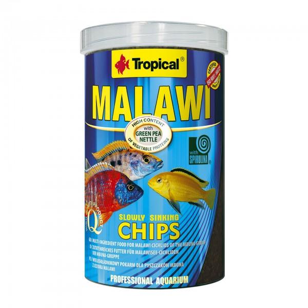 Cichlidenfutter TROPICAL Malawi Chips 1 Liter