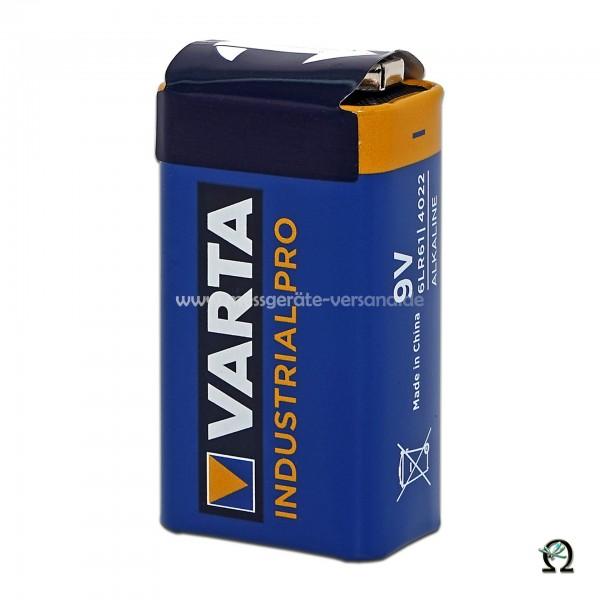 9 Volt Blockbatterie
