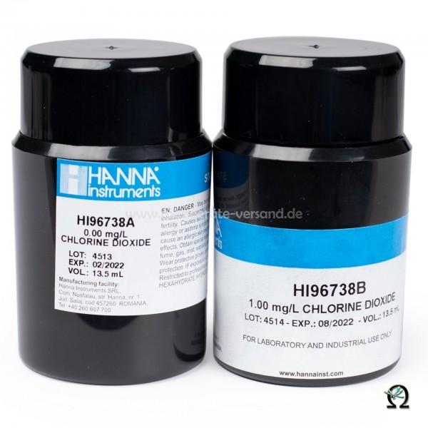 Kalibrierstandard HI96738-11 CAL CHECK Chlordioxid