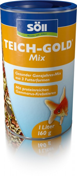 SÖLL TEICH-GOLD Mix 1Liter