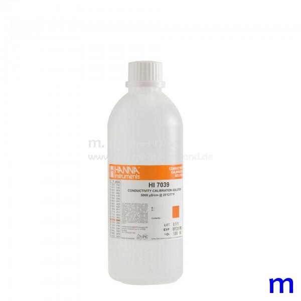 Hanna EC-Kalibrierlösung 5.000 µS/cm 500ml