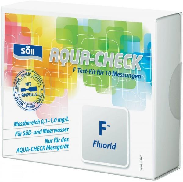 Söll Fluorid-Test für AQUA-CHECK