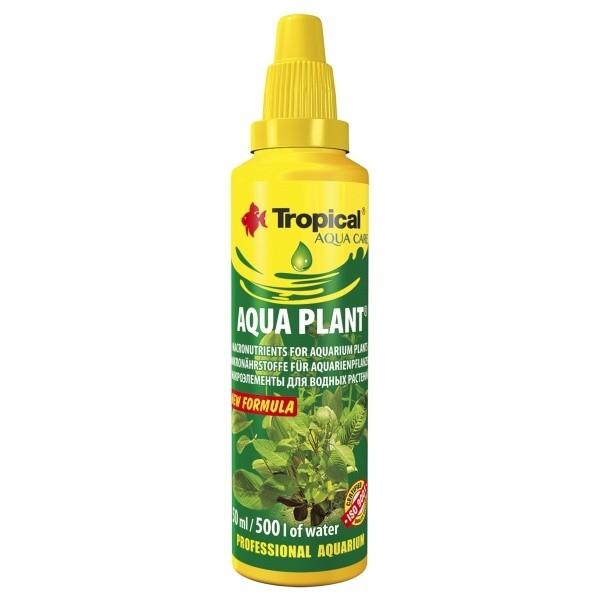 Wasserpflanzendünger Tropical Aqua Plant 50ml
