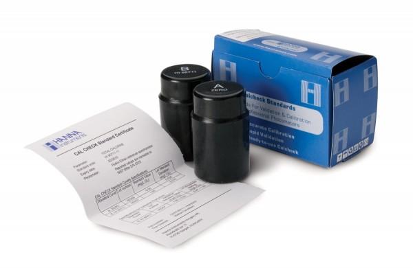Kalibrierstandard HI96711-11 CAL CHECK Gesamtchlor