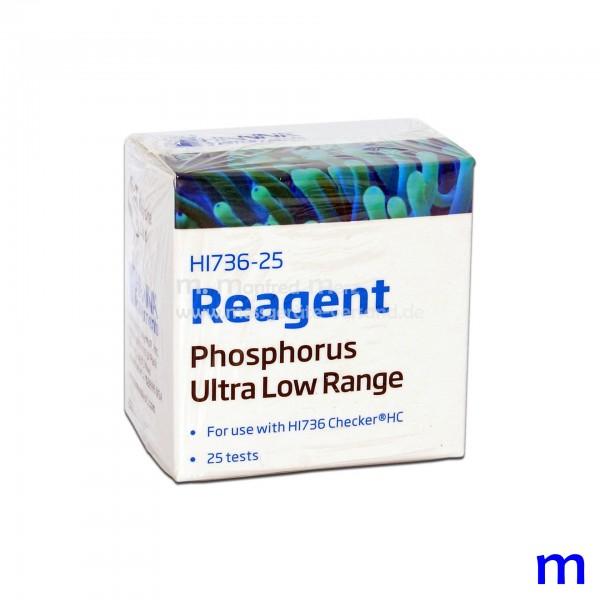 Reagenzien HI736-25 Phosphor Ultraniedrig f. Fotometer HI736