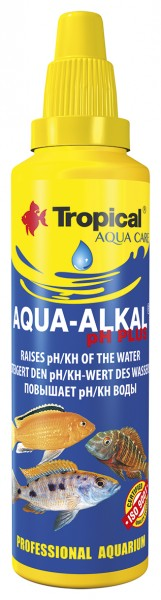 Tropical Aqua-Alkal ph-plus 50ml