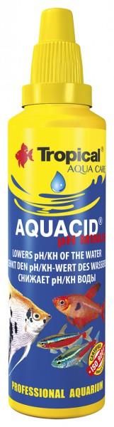 Tropical Aquacid ph-minus 50ml