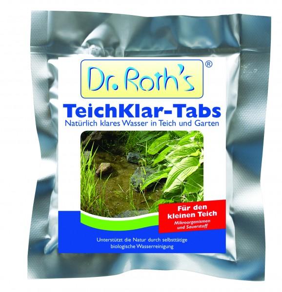 Dr. Roth's® Teichklar Tabs