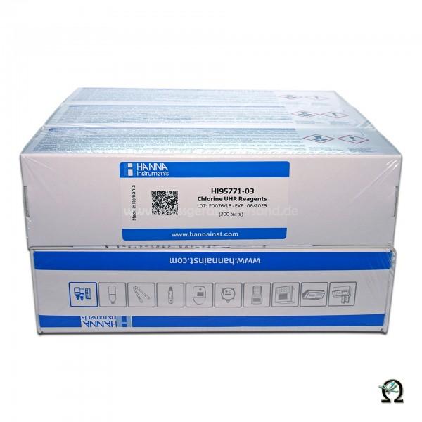 Reagenzien HI95771 Freies Chlor Ultrahoch