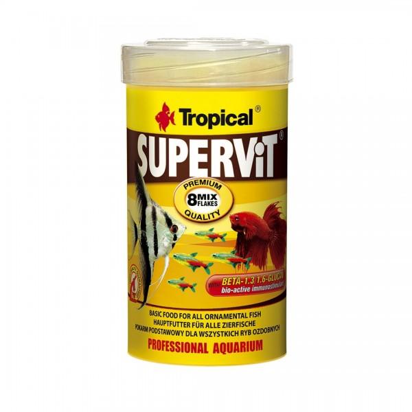 Fschfutter TROPICAL Supervit 250 ml