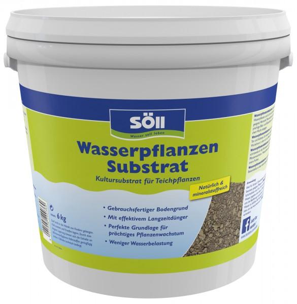 SÖLL WasserpflanzenSubstrat 6kg