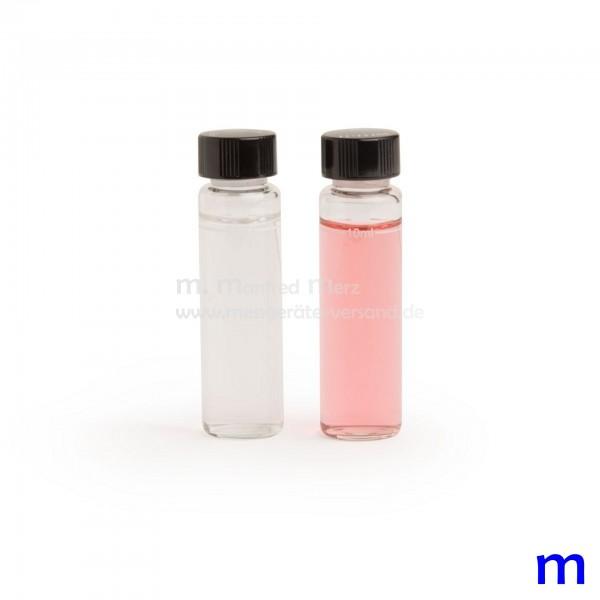 Kalibrierstandard HI729-11 Fluorid Niedrig 0 und 1 ppm