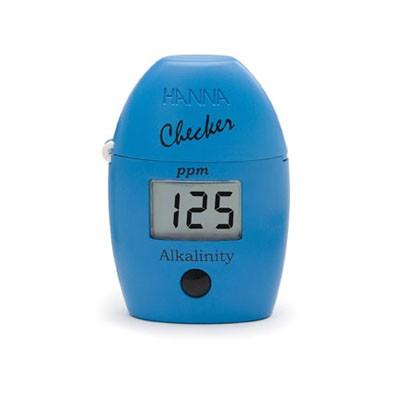 Mini-Photometer Checker HI775 f. Alkalinität im Trinkwasser