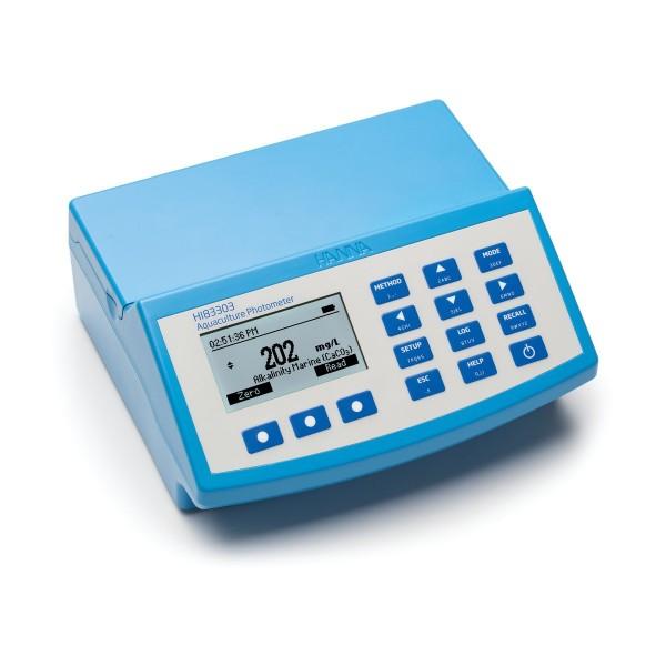Photometer HI83303-02 für Aquakultur und Fischzucht
