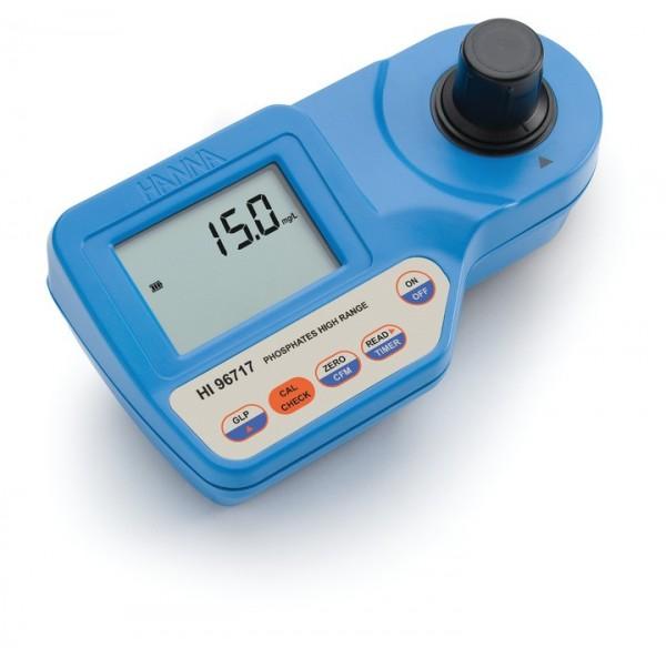 Kompakt-Photometer HI96717 für Phosphat Hoch, 0,0-30,0 mg/l