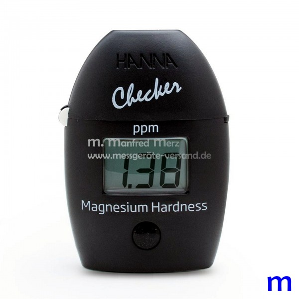 Mini-Photometer Checker HI719 f. Magnesiumhärte
