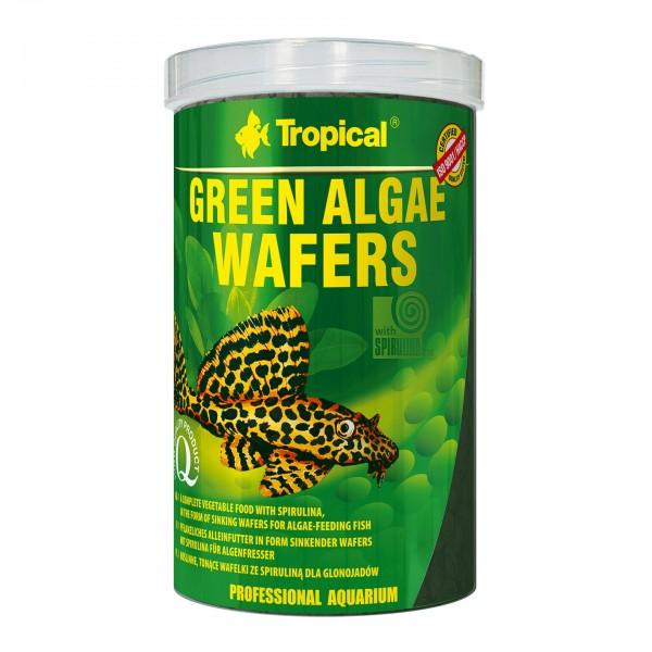 Welsfutter Tropical Green Algae Wafers 1 Liter