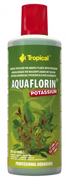 Wasserpflanzendünger Aquaflorin Potassium - Kalium 500ml