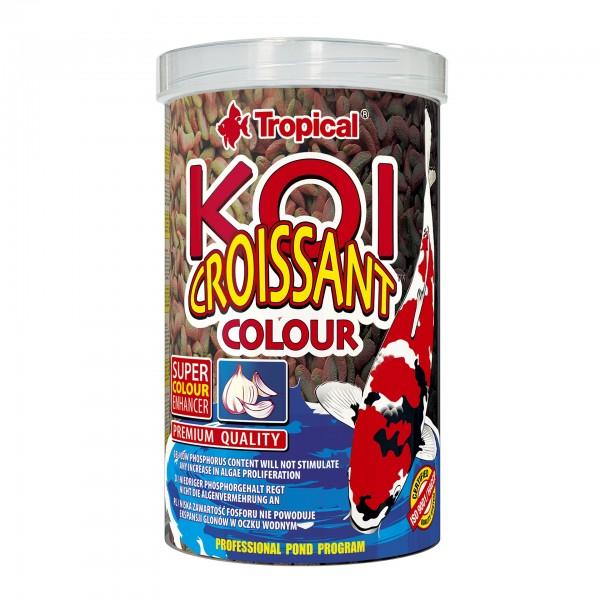 Koifutter Tropical Koi Croissant Colour 1 Liter