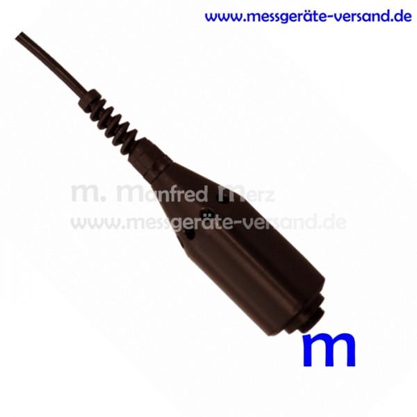 Luftsauerstoff-Sensor GOO 381 m. 1,2 m Kabel, schnelle Ansprechzeit, offener Sensor