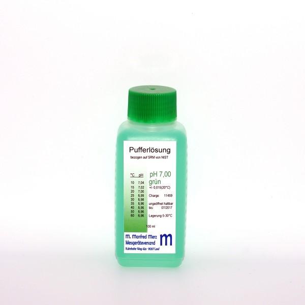 Pufferlösung pH 7,0 mit Analysezertifikat, 100ml