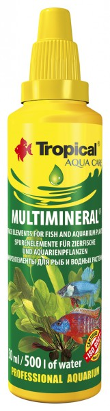 Spurenelementedünger Tropical Multimineral 50ml