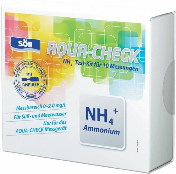 Söll Ammonium-Test für AQUA-CHECK für 10 Messungen