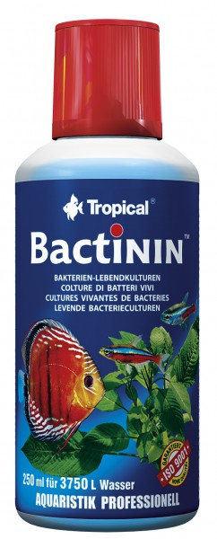 Bakterienkulturern Tropical Bactinin 250ml