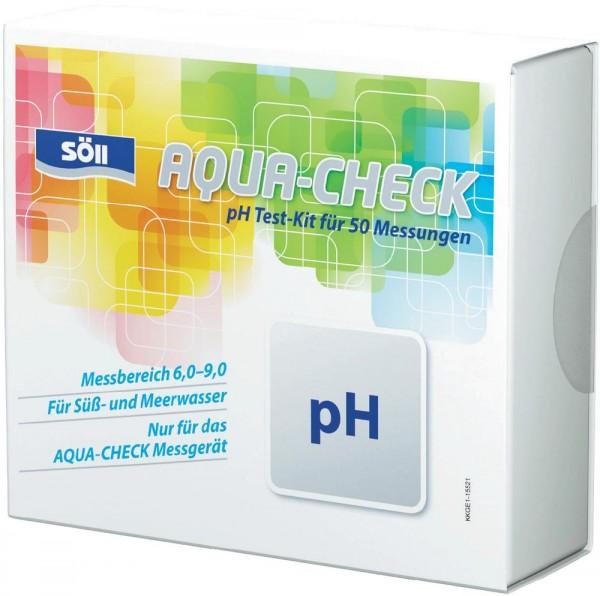 Söll pH-Test für AQUA-CHECK