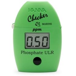 iniphotometer HI774 für die Bestimmung von Phosphat in Meerwasser