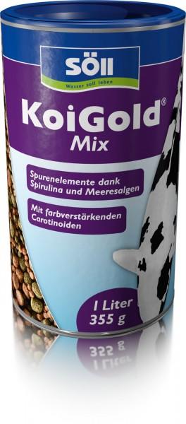 Söll KoiGold Mix 1Liter