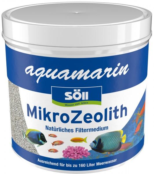 SÖLL aquamarin MikroZeolith 500g